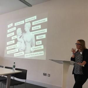 Dr Jenny Kidd, keynote
